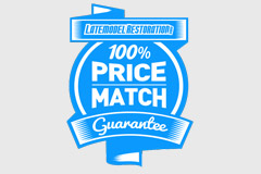 Price Matching Policy - Price match logo