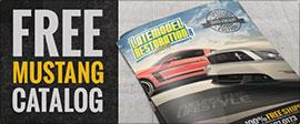 Free Mustang Catalog