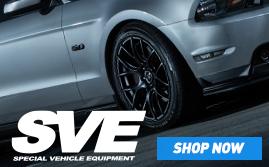 SVE Mustang Parts